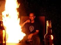 Feuer, Bier und AndiAlone