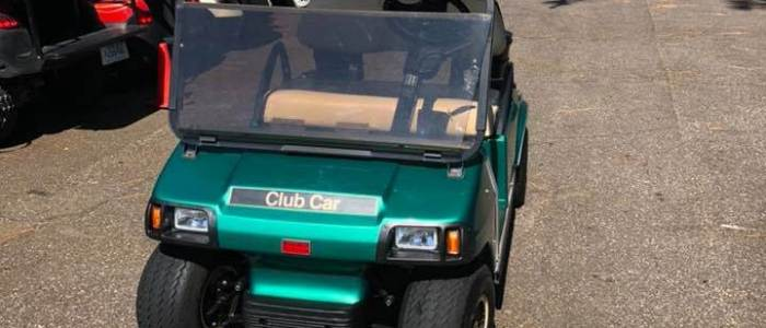 cc ds green 2012 1 700x300 - Used Golf Cars