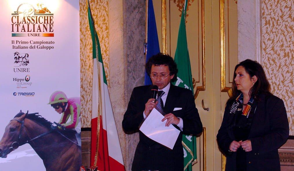 Italian Gallop Championship presentation