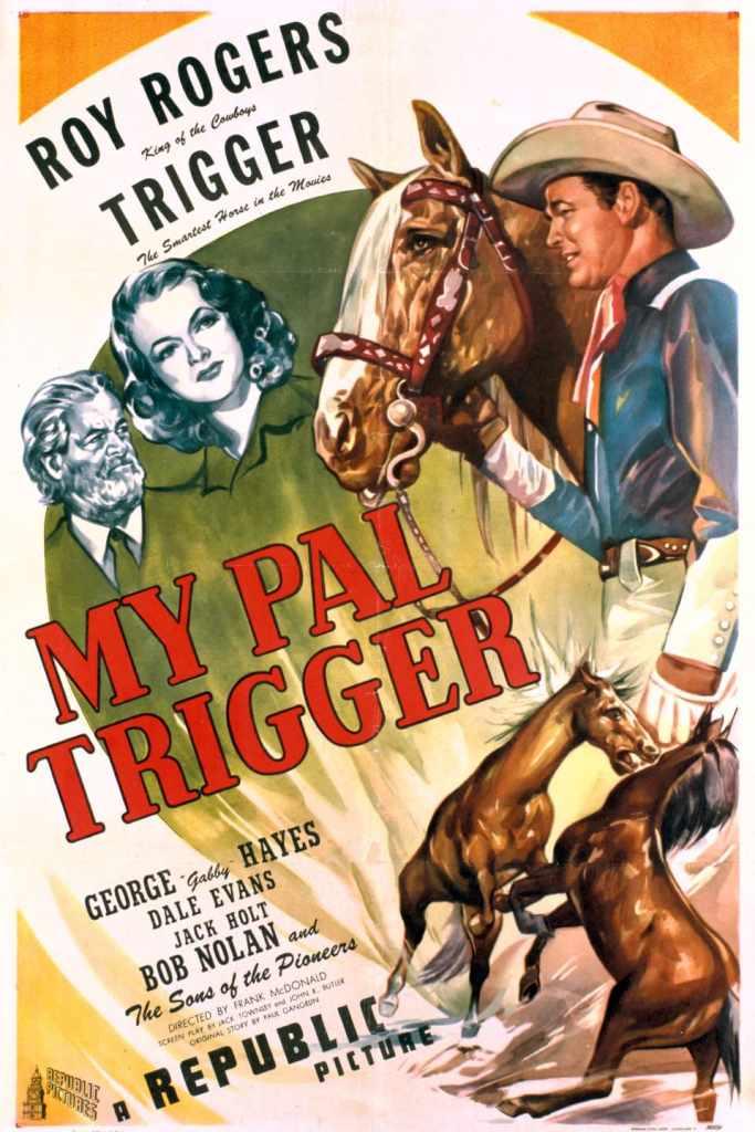 Film sui cavalli Trigger