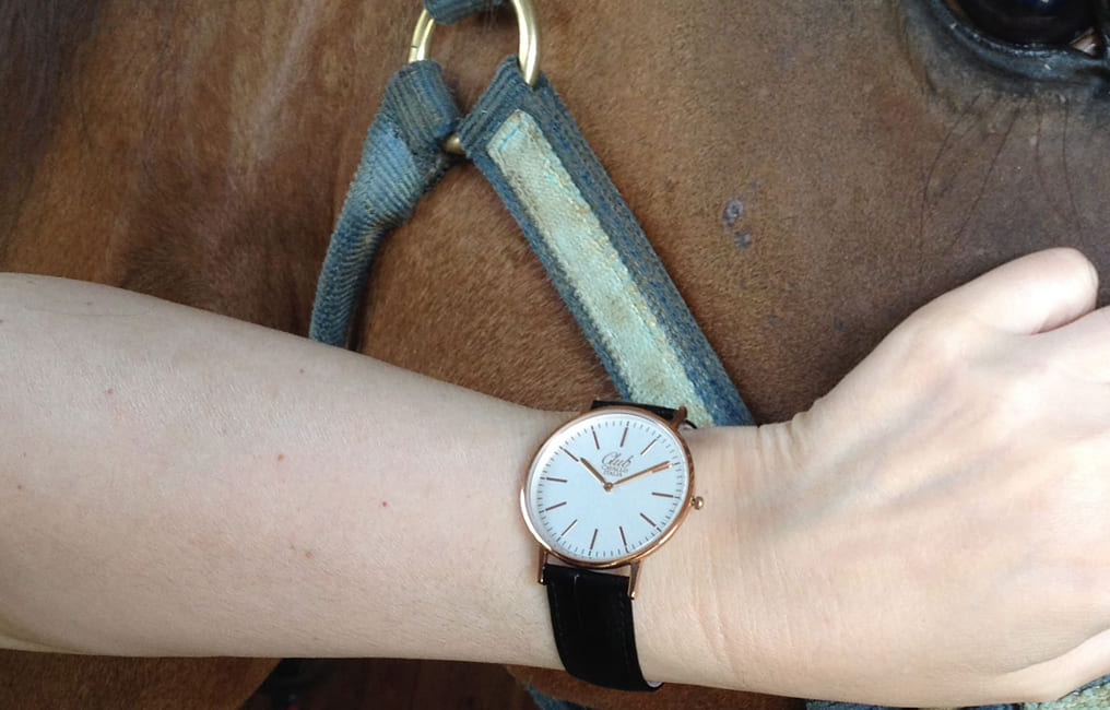 Club Cavallo Italia Thoroughbred Watch