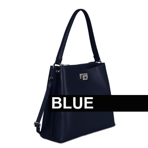 Riding Classic Bag Blue