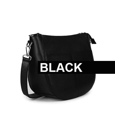 Riding Compact Bag Black