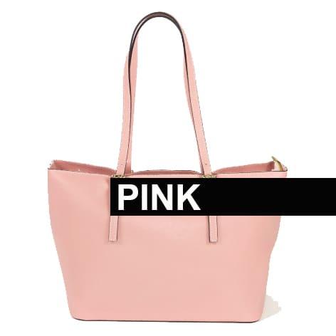 Riding Elegant Bag Pink