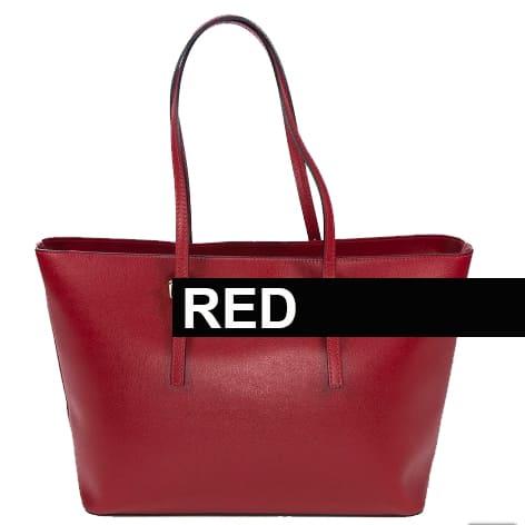 Riding Elegant Bag Red