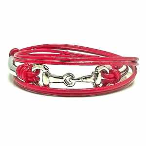 Snaffle and Spiral 308 Bracelet