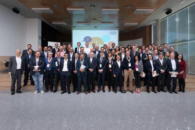 El Club de CDOs celebra en CUNEF su segunda sesión de 2019 con la democratización de datos como protagonista.