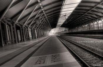 Day 7 365- Converging lines, por Awang Muhamad Nasuha