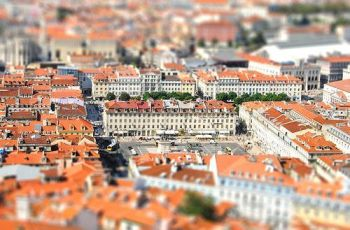Tilt Shift - Lisboa