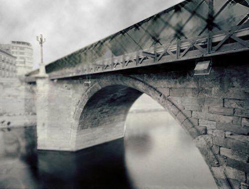 Puente viejo estenopeica