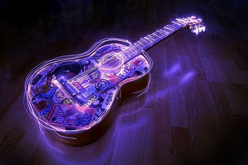Electric Guitar, por Sean Rogers1