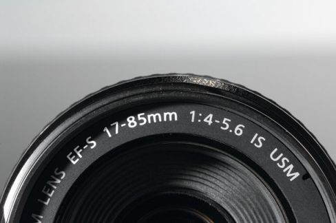 Abreviaciones lente fotografico