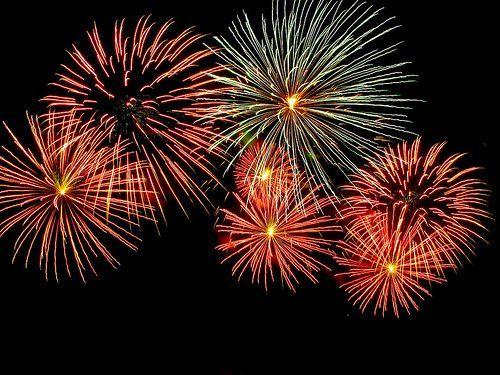 Fireworks Adelaide Skyshow 2010