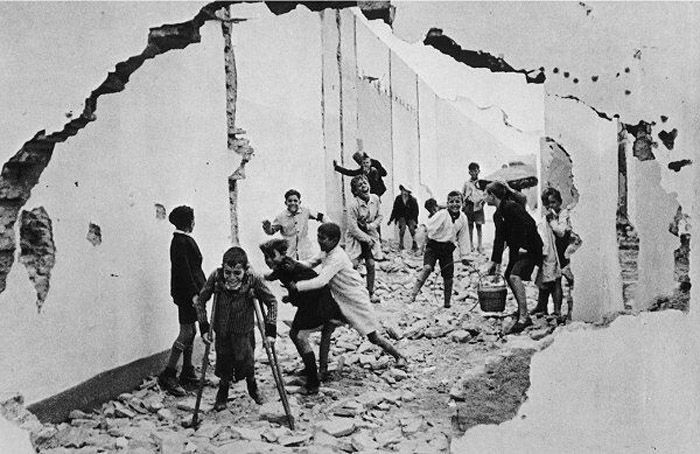 Henri Cartier Bresson children