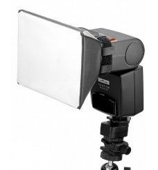 01 Softbox para flash