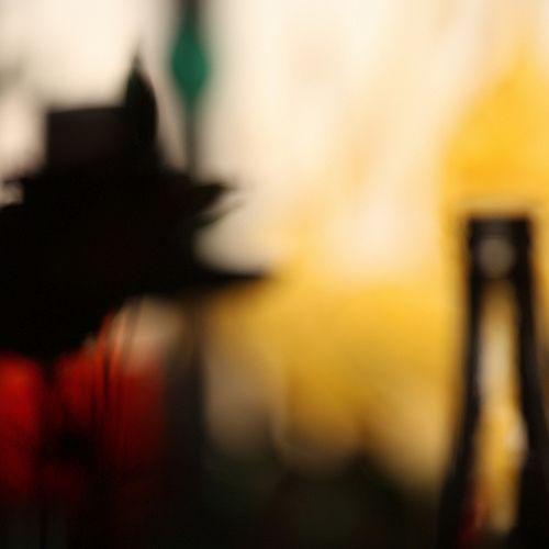 12 still life with wine bottle, por jenny downing