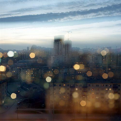 Romantic view through my window, por Anton Novoselov