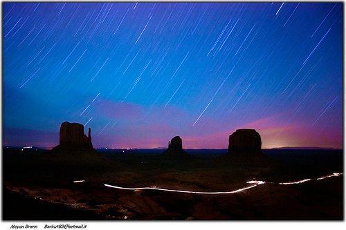 Star trail, por Moyan_Brenn_BE_BACK_on_10th_OCT