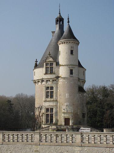 Castle of Chenonceau, por Shadowgate