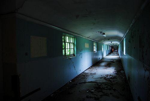 Severalls - Blue Corridor, por artwork_rebel