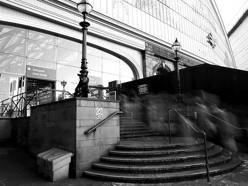 The Ghosts of Lime Street, por SPDP