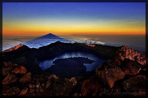 Gunug Rinjani Summit, por NeilsPhotography