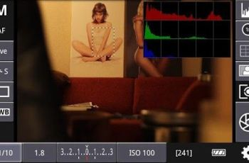 DSLR Controller aplicación fotografía android