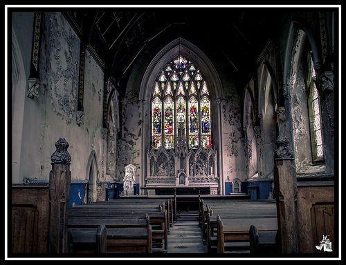 The Chapel #1, por ZerO 81