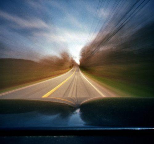 Road Trip #4, por -= Bruce Berrien =-