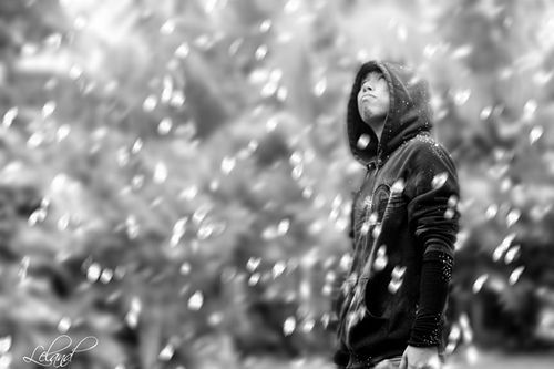 Kindness is like snow, por Lel4nd
