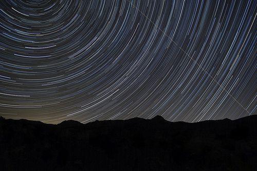 Como Hacer Star Trails o Trazas Estelares