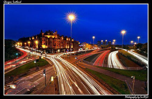 Glasgow, Scotland, por Surajit..