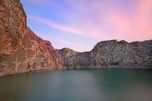 Green lake, por Nick-K (Nikos Koutoulas)