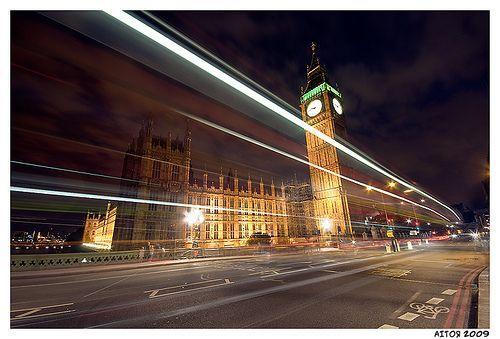 London Bus, por Aitor Escauriaza