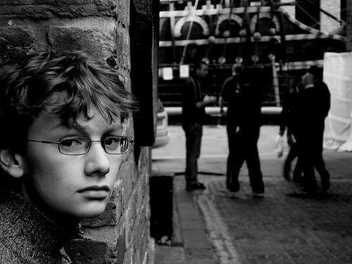 outh Bank Portrait, por Tom
