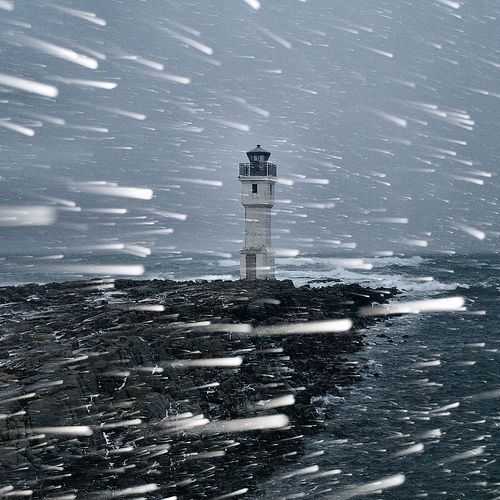 Snowstorm, por Atli Harðarson
