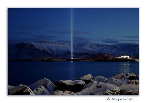 Blue WINTER ...., por Atli Harðarson
