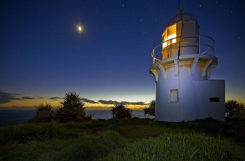 Night Light, por Chris Lofqvist