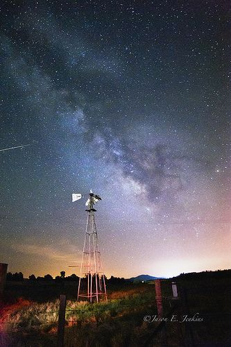 Cosmic Windmill, por jason jenkins