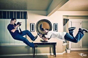 Photographer Levitation 096 365 [explore #458], por Louish Pixel