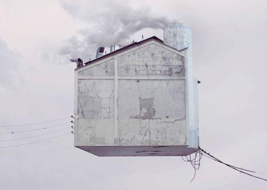 Laurent Chehere Casas Voladoras