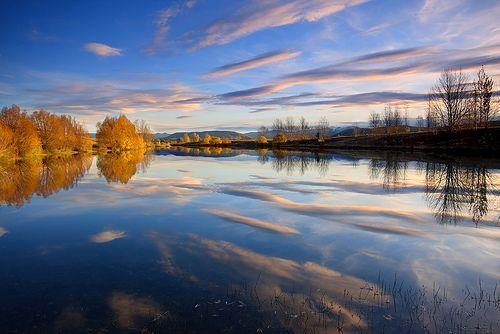 Reflected Beauty, por Chris Gin