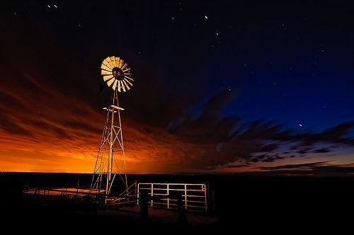 No wind, por David Kingham