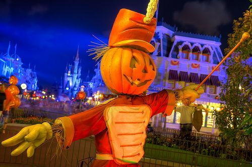 Magic Kingdom - Pumpkin Leader, por Jeff Krause