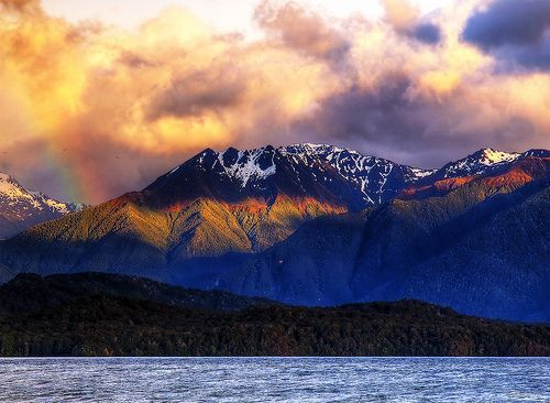 southern alps, por paul bica