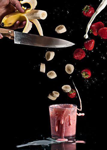 Messy Milkshake Recipe, por Prentice Wongvibulsin