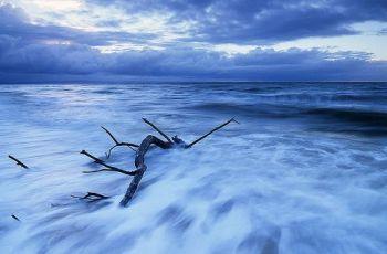 Swamped - Bribie Island QLD, por Mark Wassell