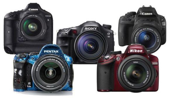 Las mejores cámaras del 2013
