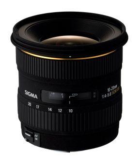 Sigma, lente para paisajes
