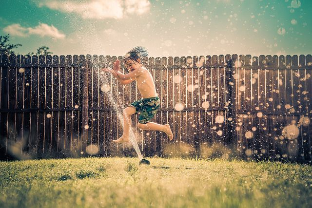 Summer Essentials: Sprinkler Karate